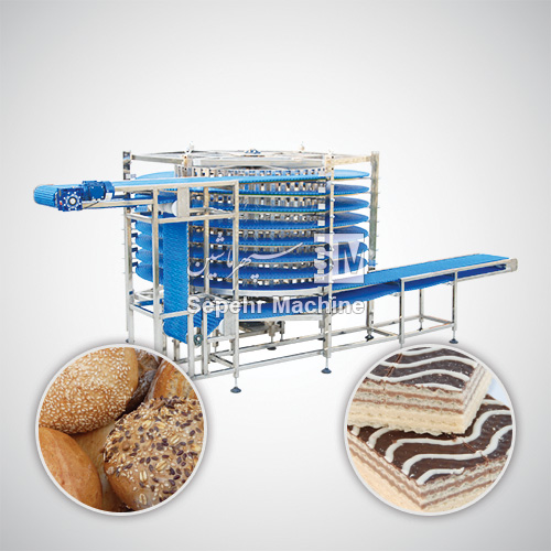 spiral-cooling-conveyor